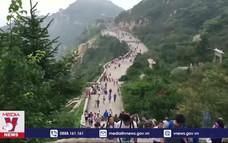 Du lịch Trung Quốc phục hồi mạnh mẽ sau đại dịch