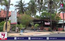 Nhiều resort, nhà hàng tạm dừng hoạt động