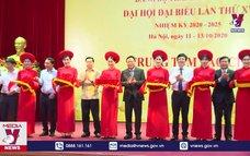 Khai trương Trung tâm Báo chí Đại hội Đảng bộ Hà Nội