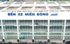 Ra mắt Bến xe Miền Đông mới hiện đại và lớn nhất nước