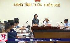 Trưởng ban Dân vận Trung ương thăm và làm việc tại Thừa Thiên – Huế