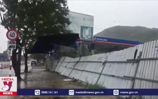 Khánh Hòa hứng chịu nhiều thiệt hại do bão 12