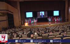 Hội nghị quốc tế về hồi hương người tị nạn Syria