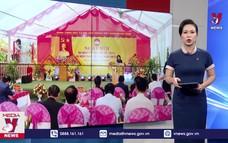 Ngày hội Đại đoàn kết toàn dân tộc tại Phú Thọ