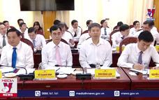 Chủ tịch Quốc hội làm việc với lãnh đạo tỉnh Yên Bái