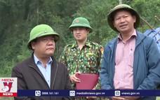 Quảng Bình di dời khẩn cấp 34 hộ dân