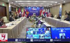 Các nước khu vực khẳng định lập trường về Biển Đông