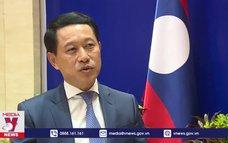 Lào đánh giá cao Việt Nam trên cương vị Chủ tịch ASEAN