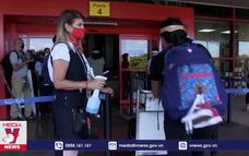 Cuba mở cửa lại sân bay quốc tế ở thủ đô La Habana