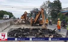 Khẩn trương sửa chữa quốc lộ 1 đoạn qua Phú Yên