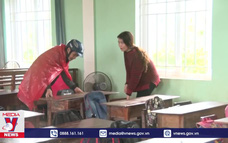 Quảng Bình nỗ lực đưa học sinh trở lại trường sau bão
