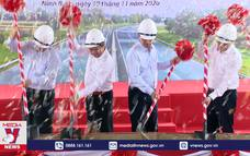 Thi công 3 gói thầu dự án thành phần Mai Sơn - Quốc lộ 5