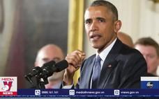 Hồi kí của ông Barack Obama lập kỷ lục trong ngày phát hành