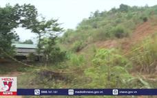 Hòa Bình kiểm tra tình hình sạt lở tại xã Lâm Sơn