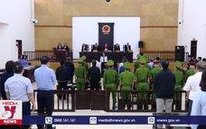 Tuyên phạt 12 bị cáo trong vụ án BIDV