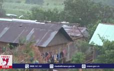 Quân dân Gia Lai nỗ lực khắc phục hậu quả bão số 9