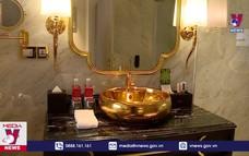 Khách sạn dát vàng nhiều nhất Thế giới
