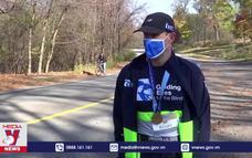 Công nghệ giúp người khiếm thị chạy bộ