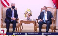 Thủ tướng cảm ơn Chính phủ Hoa Kỳ hỗ trợ Việt Nam khắc phục hậu quả lũ lụt