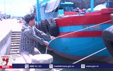 Ngư dân gặp khó sau dịch bệnh COVID-19