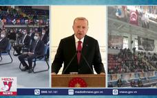 Thổ Nhĩ Kỳ kêu gọi EU đối thoại để tránh căng thẳng