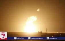 Tái bùng phát xung đột tại Dải Gaza