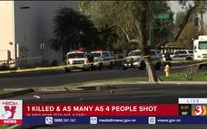 Nổ súng gây thương vong tại bang Arizona (Mỹ)