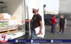 Quá tải ngân hàng thực phẩm từ thiện ở Mỹ