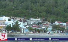 Xã đảo Nhơn Châu, Bình Định đổi thay từ khi có điện lưới quốc gia