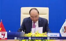 Thủ tướng Nguyễn Xuân Phúc kêu gọi G20 kiến tạo những nền tảng phát triển mới