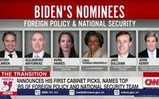 Ông J.Biden chuẩn bị đội ngũ nhân sự