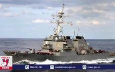 Nga cáo buộc tàu Mỹ xâm phạm lãnh hải