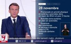 Pháp bắt đầu nới lỏng phong tỏa do COVID-19