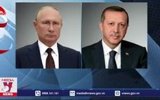 Nga - Thổ Nhĩ Kỳ thảo luận vấn đề Nagorny-Karabakh