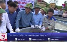 Khôi phục sản xuất sau bão lũ tại Quảng Trị