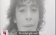 Ca khúc về Maradona gây xúc động