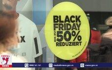 Mua sắm trực tuyến lên ngôi dịp Black Friday