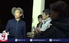 2 du khách bị lũ cuốn mất tích tại Lâm Đồng