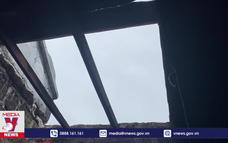 Khắc phục hậu quả thiên tai ở đảo An Bình, Lý Sơn
