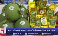 Ngày hội khởi nghiệp đổi mới sáng tạo tỉnh Bình Định