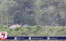 Lâm Đồng chưa xác định được chủ nhân làng biệt thự