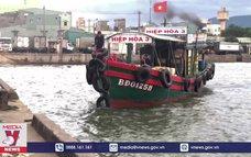 Bình Định lên phương án di dời 4.000 dân tránh bão số 10
