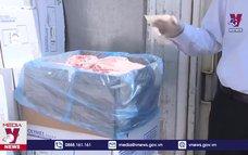 Thịt lợn nhập khẩu tăng mạnh