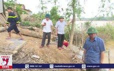 Thừa Thiên - Huế gia tăng tình trạng sạt lở bờ sông