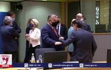 Thượng đỉnh EU giải quyết nhiều vấn đề nước rút