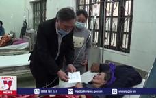 Chia sẻ với bệnh nhân nghèo, vùng sâu vùng xa