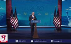 Cử tri đoàn bầu ông Joe Biden làm Tổng thống Mỹ