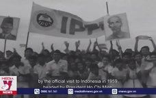Triển lãm ảnh kỷ niệm 65 năm quan hệ Việt Nam – Indonesia