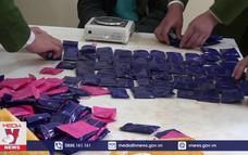 Bắt giữ đối tượng mua bán trái phép 36.000 viên ma túy tổng hợp