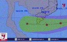 Cà Mau khẩn trương ứng phó với bão số 14